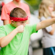Camp Self defense